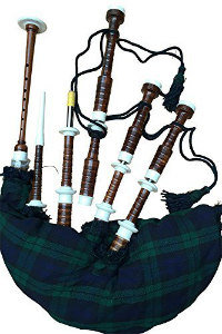 the-professional-scottish-highland-bagpipe-ivory-mounts-black-watch-tartan-and-hardbox