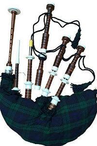 the-professional-scottish-highland-bagpipe-ivory-mounts-black-watch-tartan-and-hardbox
