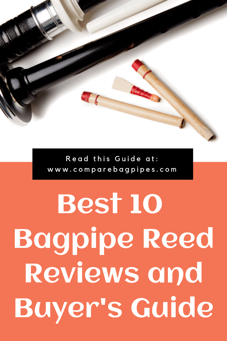 Bagpipes Practice Chanter Syntactic Reeds//Practice Chanter Reeds 6 Pcs//chanter